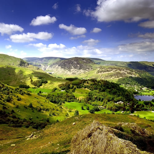 Helvellyn is voted as Britains favourite walk