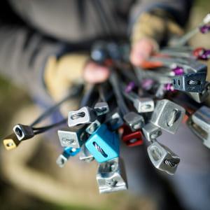 Equipment for safe trad climbing