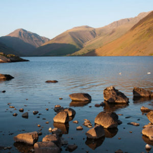 Scafell Pike from Wasdale